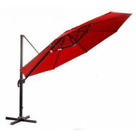 Myard płótno na parasol Roma, 3,5 m, czerwone