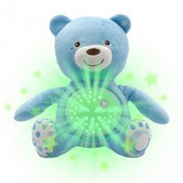 Chicco Miś z projektorem, niebieski