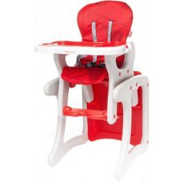4Baby Krzesełko do karmienia Fashion, Red