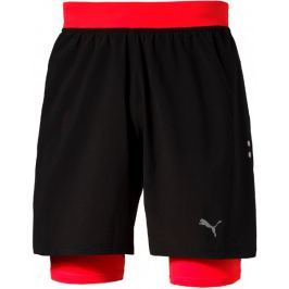 Puma Faster than you 2in1 Short Puma Black-Red S