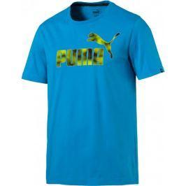 Puma koszulka sportowa Hero Tee Blue Danube S