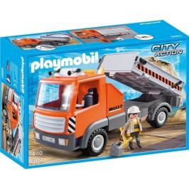 Playmobil Ciężarówka budowlana 6861