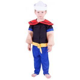 Rappa Kostium żeglarza Popeye, XS
