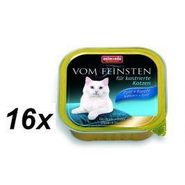 Animonda mokra karma Vom Feinstein - indyk + pstrąg - 16x100g