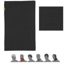 Sensor Tube Merino Wool black