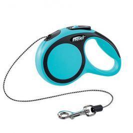 Flexi smycz New Comfort XS lina 3m/8kg niebieska