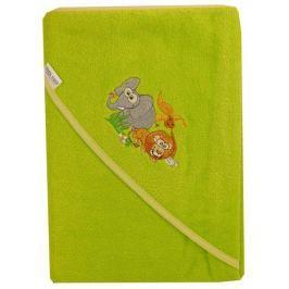 COSING Ręcznik TEGA 100 x 100 cm, zielone safari
