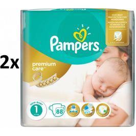 Pampers Premium Care pieluchy 1 Newborn 176szt