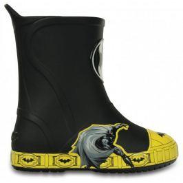 Crocs Kalosze dziecięce Bump It Batman Black  34-35 (J3)