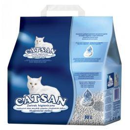 Catsan żwirki dla kota Hygiene plus - 10l