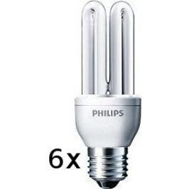 Philips GENIE 11W E27 zestaw 6 szt.