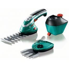 Bosch nożyce do trawy i krzewów ISIO 3 + opryskiwacz
