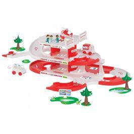 Wader Szpital Kid Cars 3D 53330