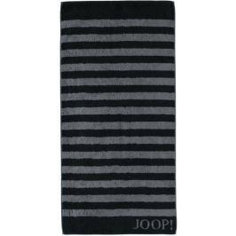 JOOP! ręcznik 80x150 cm, paski, czarny