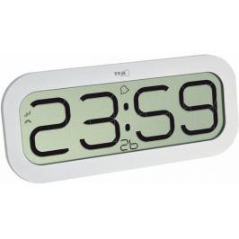 TFA zegar ścienny 60.4514.02 BimBam, biały