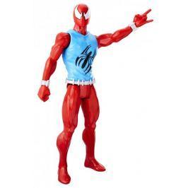 Spiderman Hrdinská figurka Marvels Scarlet spider