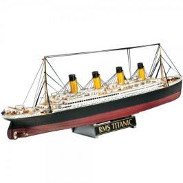 REVELL model statku R.M.S.Titanic - 100th 1:400