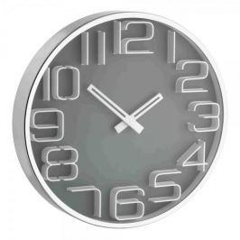 TFA zegar ścienny 60.3016.02 szary
