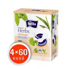 Bella wkładki higieniczne Herbs Plantago Sensitive 240 szt.