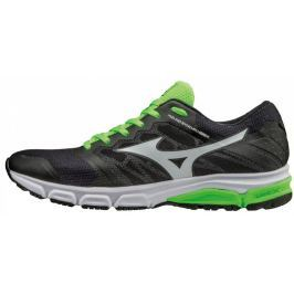 Mizuno buty biegowe Synchro MD 2 Black/White/Green 44