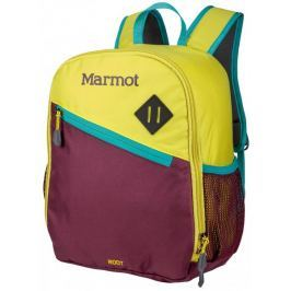 Marmot plecak Kid's Root Green Spice/Deep Purple