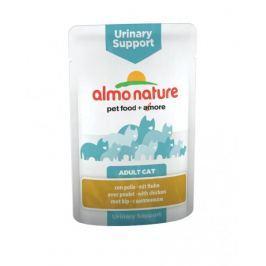 Almo Nature karma Functional WET Urinary Support, 12x70 g, kurczak