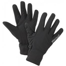 Marmot rękawiczki Wm's Connect Softshell Glove Black M