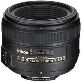 Nikon obiektyw Nikkor AF-S 50 f/1,4 G