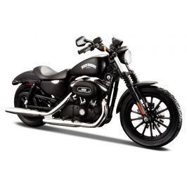 Maisto Model Motocykl Harley Davidson Sportster Iron 883 1:12