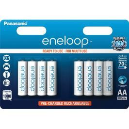 Panasonic baterie AA 8 szt 1900 mAh ENELOOP (BK-3MCCE/8BE)