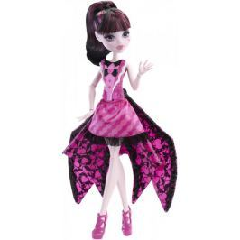 Monster High Draculaura Wampiskrzdła 2w1 DNX65