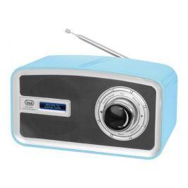 Trevi radio DAB 792, jasno-niebieski