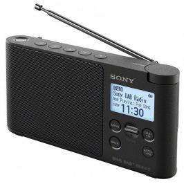 SONY radio przenośne XDRS41D, czarny