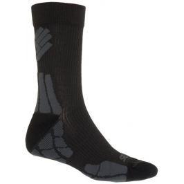 Sensor skarpety Hiking Merino Wool black/gray 3/5