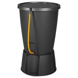 KETER Indigo Water beczka plastikowa 200L grafitowa