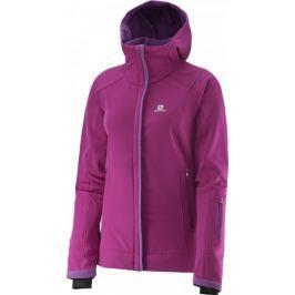 Salomon kurtka zimowa Snowcube Jacket W Aster Purple S