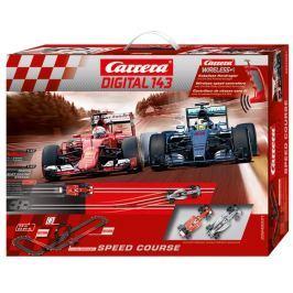 CARRERA tor wyścigowy D143 Speed Course