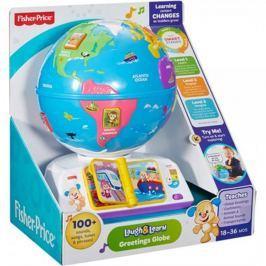 Fisher-Price Edukacyjny Globus Odkrywcy DRJ85 j.polski