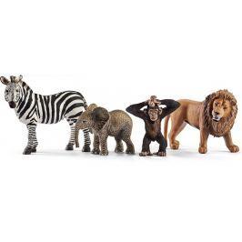 Schleich Zestaw Dzikie Zwierzęta 42387
