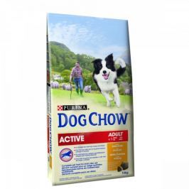 Purina Dog Chow sucha karma dla psa Active Chicken 14 kg