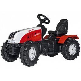 Rolly Toys Traktor Steyr CVT 170, czerwony