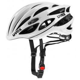 Uvex kask rowerowy Race 1 White (55-59 cm)