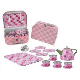 Mac Toys Čajová sada - růžová
