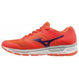 Mizuno buty do biegania Mizuno Synchro MX FireryCoral/Mulberry Purple/High-rise 5,5 (38,5)