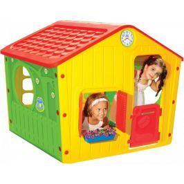 Buddy Toys Domek Village czerwony