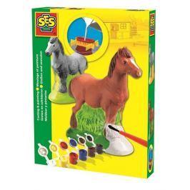 SES Odlewy gipsowe 3D - Konie