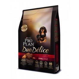 Purina Pro Plan sucha karma dla psa DUO DELICE Small & Mini ADULT wołowina 2,5kg