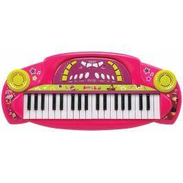 Smoby Keyboard Masza i niedźwiedź