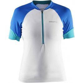 Craft koszulka rowerowa Classic W white XS