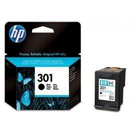 HP tusz oryginalny 301 - Czarny (CH561EE)